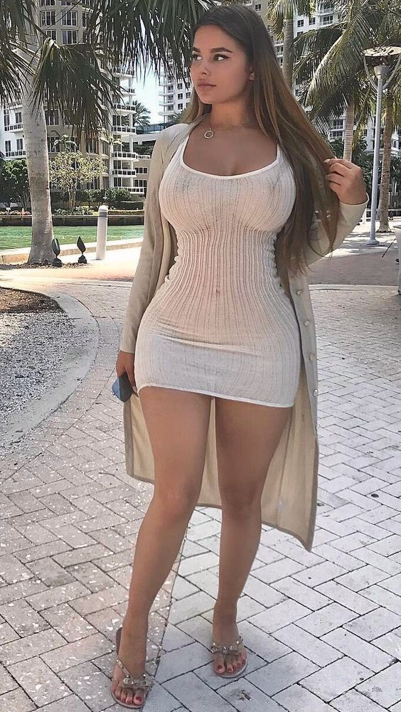 Curvy Sexy Black Nude Natural Porn Short