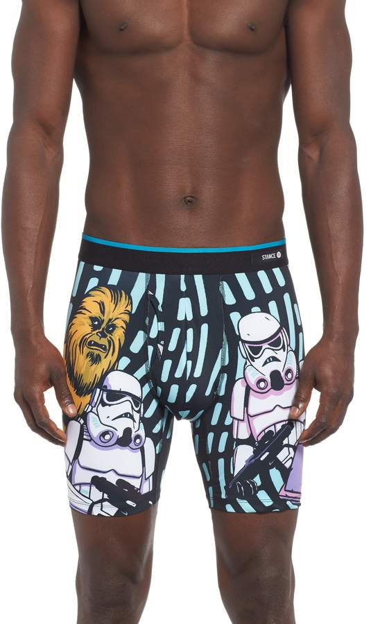 05d3e1c9e The Imperials have captured the beloved hairy co-pilot, so these longer-cut  boxer briefs rise to the occasion to rescue you ...