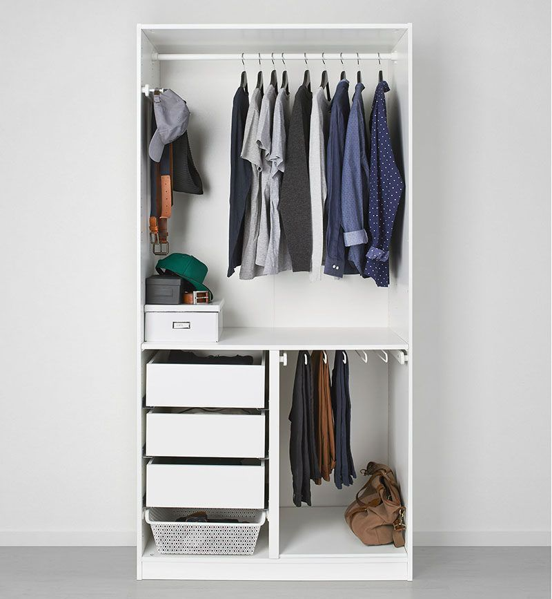 Lovely 9 Storage Ideas For Small Closets // Rather Than Getting A Custom Closet  Makeover,