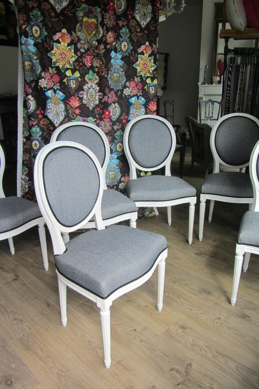 acheter du tissu à Brest Tapisserie Pinterest Grey lounge