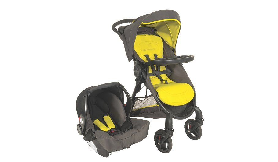Graco Fast Action Fold Sport Travel System Baby Travel