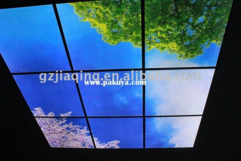 Led sky ceiling panelvirtual skylightceiling lightpanel light led sky ceiling panelvirtual skylightceiling lightpanel light mozeypictures Image collections