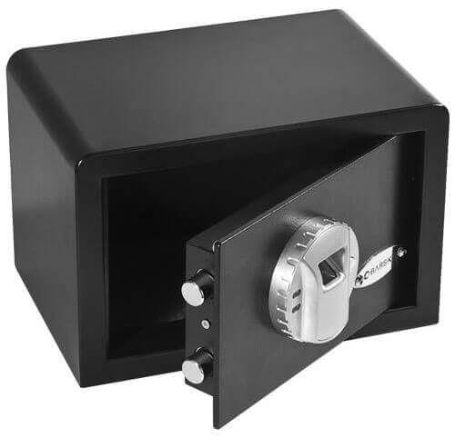 Best Gun Safe Reviews Barska Mini Biometric Safe Open Gun Safe
