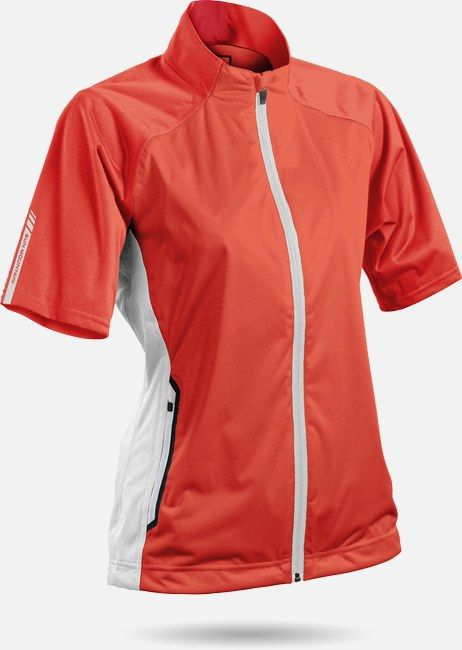 Sun Mountain Ladies Rainflex Short Sleeve Golf Jackets Assorted Colors Jackets Short Sleeve Jacket Golf Jackets