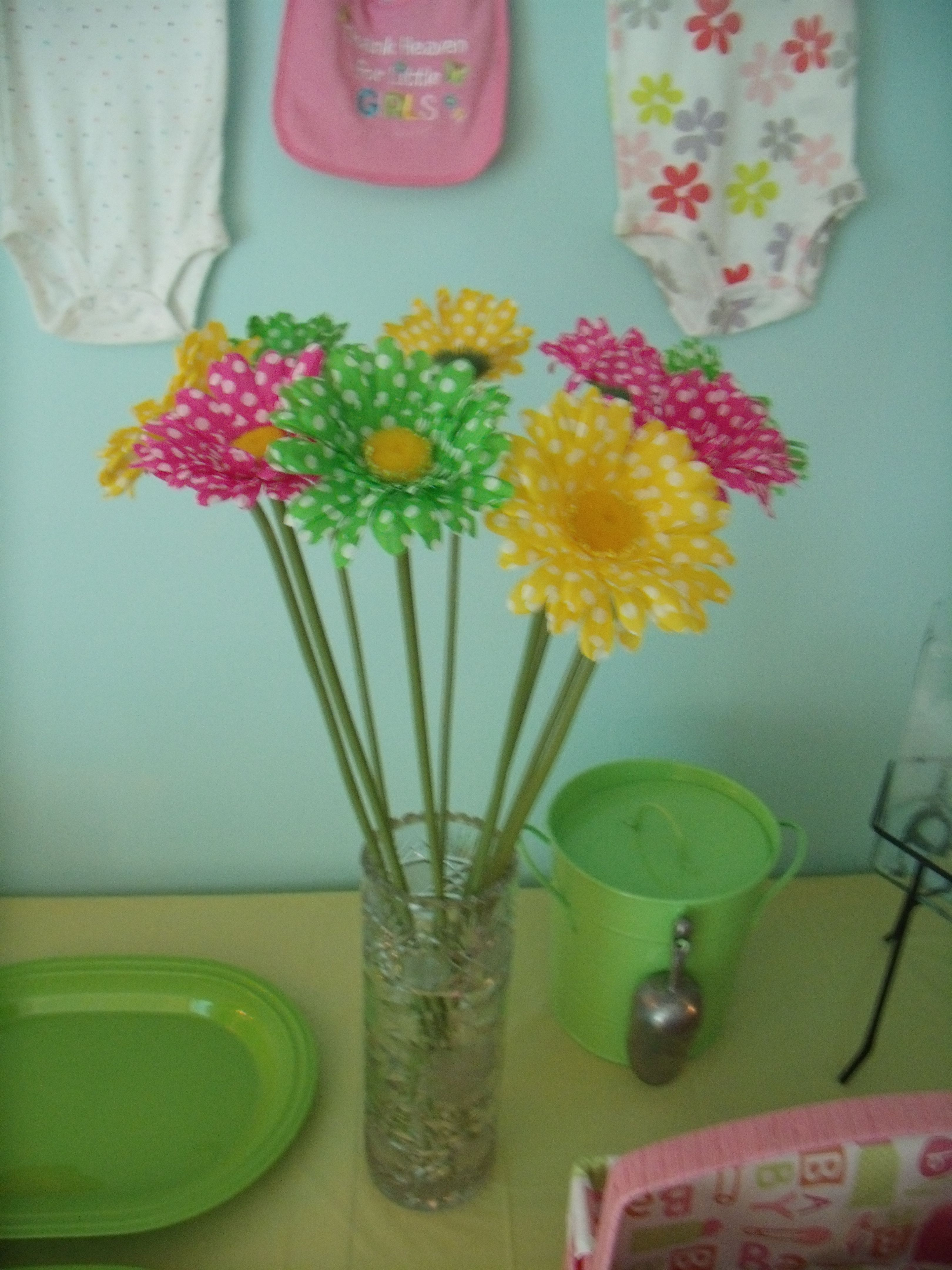 Artificial Flowers From Michael S Crafts Store Baby