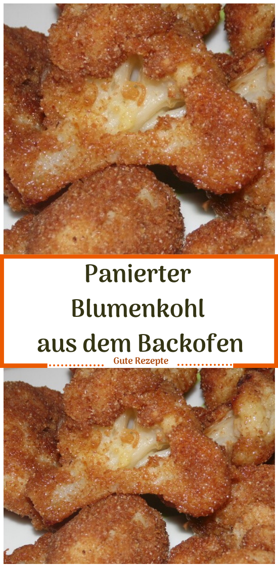 Photo of Breaded cauliflower from the oven #Bake #Cauliflower #Kohl #Oven #Backe …