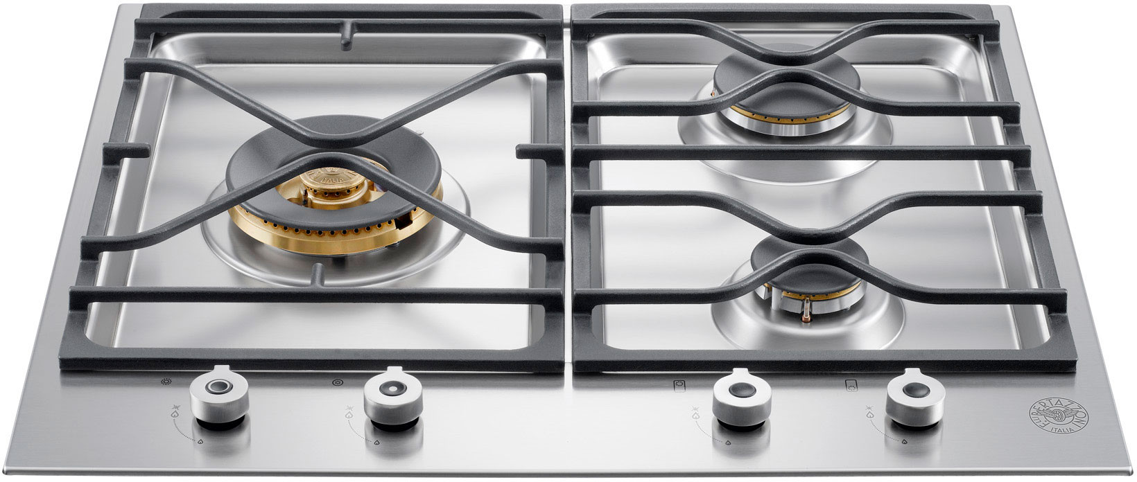 Bertazzoni Professional Series Pmb24300xlp Stainless Steel Cooktop Gas Cooktop Cooktop