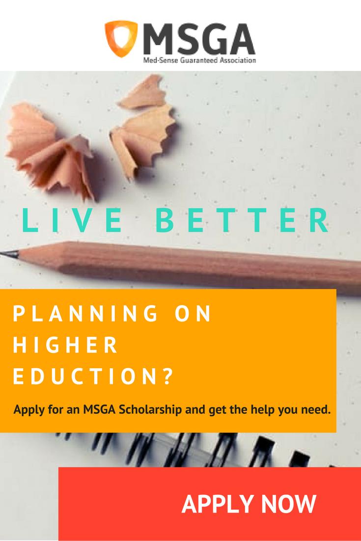 MSGA offers a Nursing Scholarship Program. This nursing