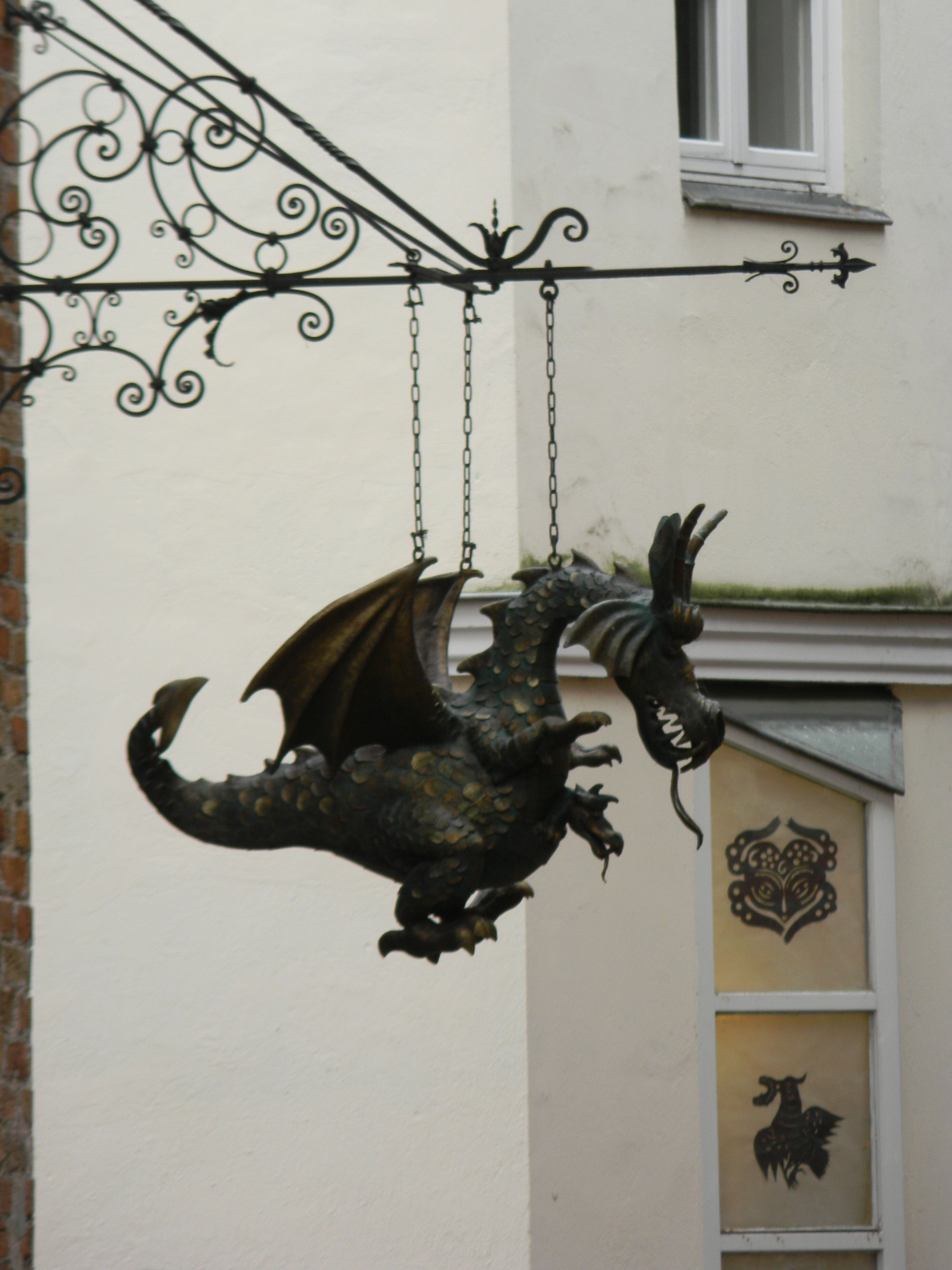 Puppet Museum In Lubeck Germany Dragons Wizards And