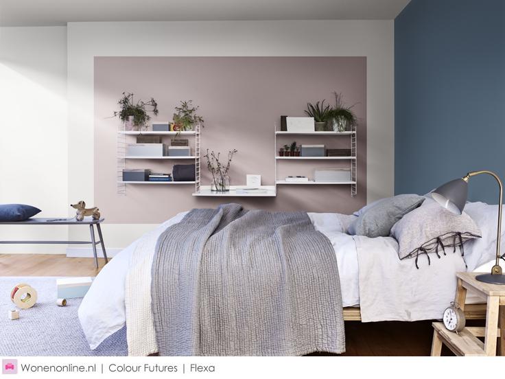 Kleurentrends 2018 kleuren kleur en verf - Kleur van meisjeskamers ...