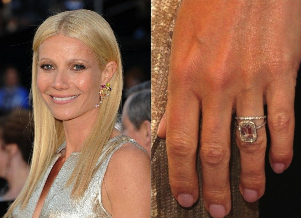 Trendy One of our all time favorite celebrity engagement rings however is Gwyneth Paltrow us