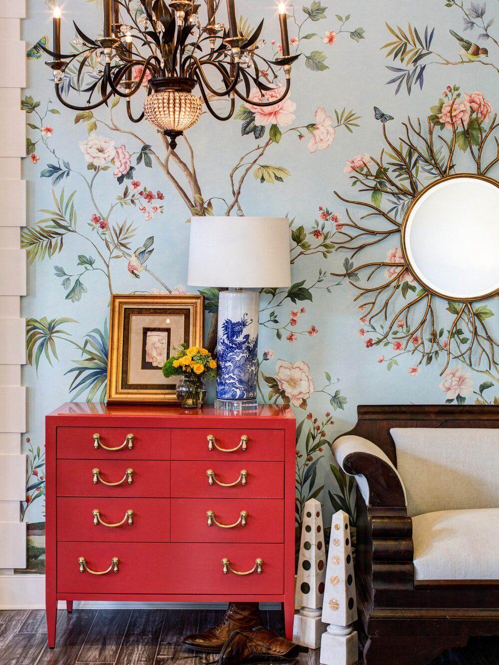 Not your moms wallpaper design home design 101