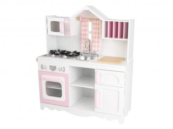 Anyone With Kids Will Know That They Have A Downright Obsession Play Kitchens Don