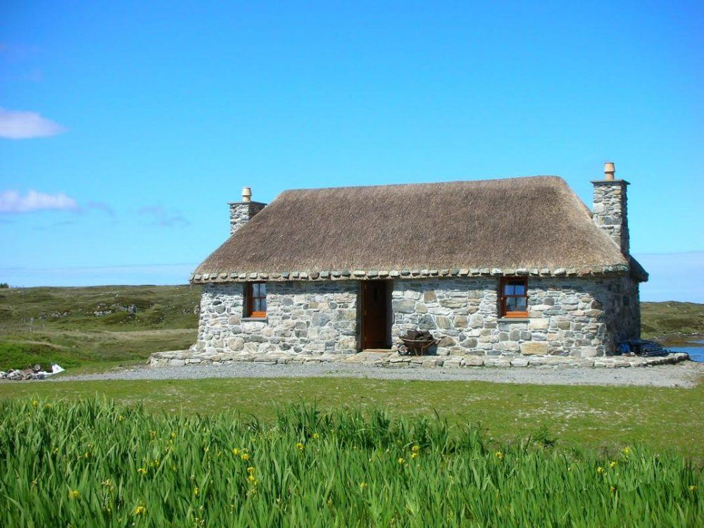 The Shieling by the Bay Lochcarnan Isle Of South Uist