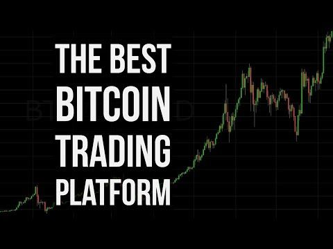 bitcoin best platform trading