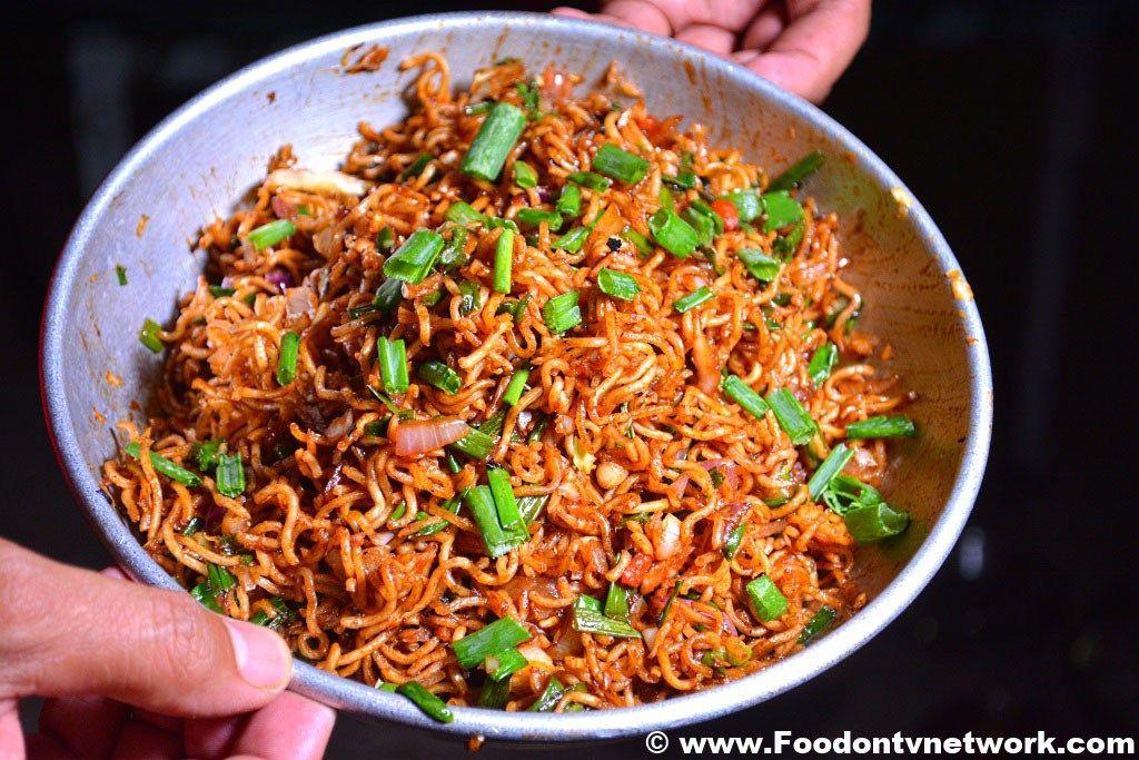 Vegetarian chinese bhel recipe indian recipies pinterest vegetarian chinese bhel recipe forumfinder Choice Image
