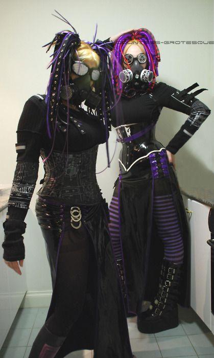 Rivethead Industrial Music Fashion