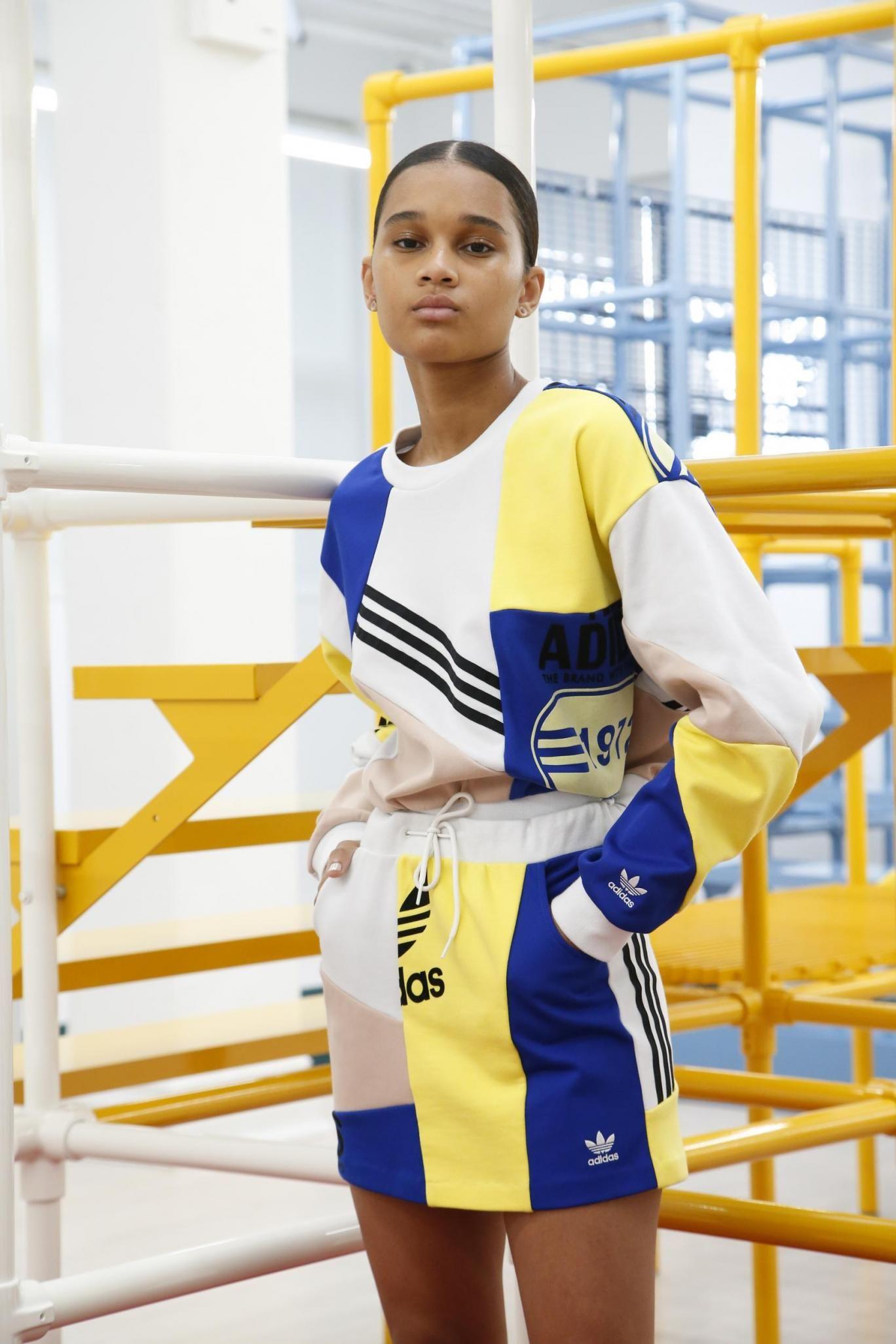 7ae2cee2903ac Adidas x Danielle Cathari presentation