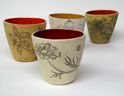 Diana Fayt Ceramics Art Glass Art Ceramics