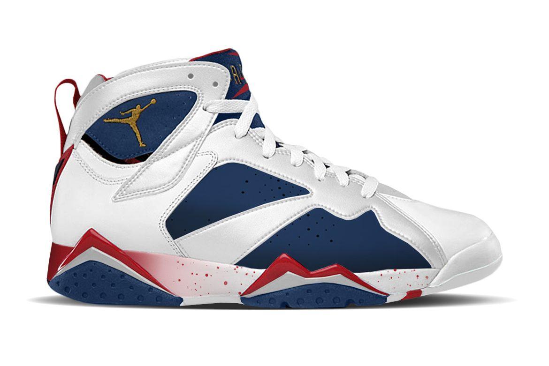 a8417e99e5cb3a tinker hatfields alternate olympic air jordan 7 retro eu kicks sneaker  magazine