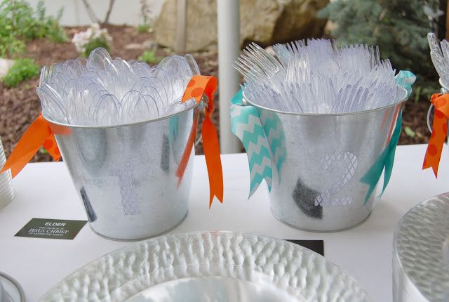 Colorful and Easy DIY Centerpieces