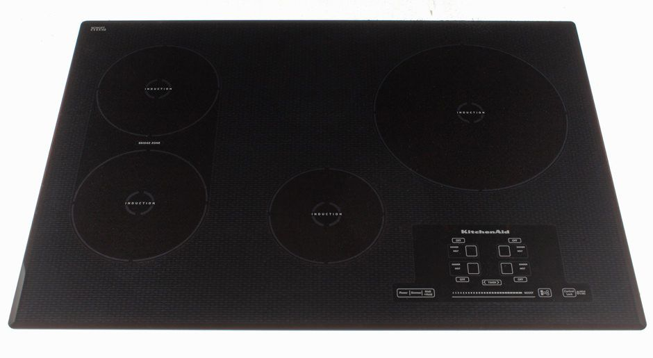Kitchenaid Tackles Induction Induction Cooktop Kitchen Aid Cooktop