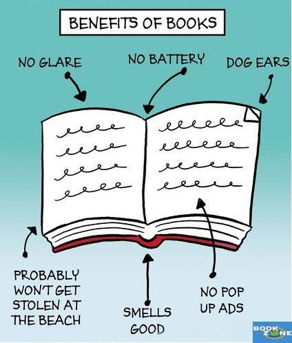 Αποτέλεσμα εικόνας για benefits of books