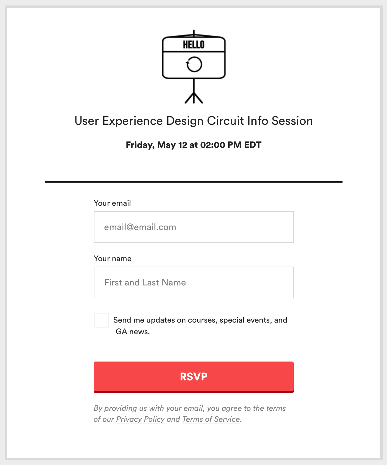 Good Utilization Of Placeholders Data Science Data User Experience Design