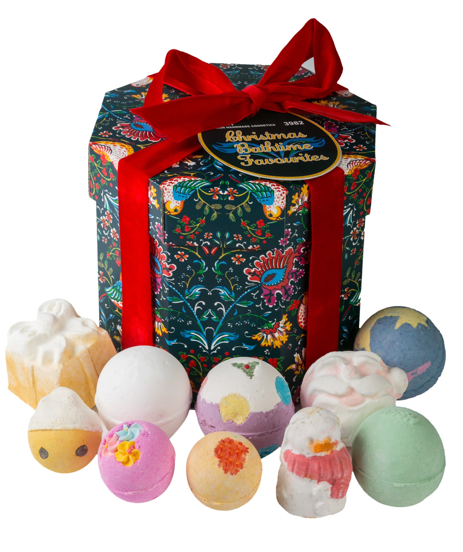 Lush Bathtime Favourites Gift Lush Christmas Lush Products Favorite Things Gift