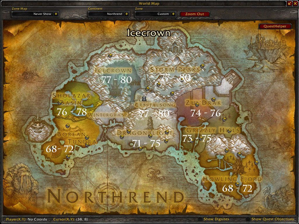 Wow Cataclysm Leveling Guide Http Topwowlevelingguides Com