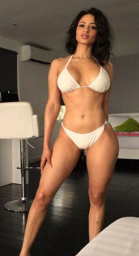 Sexiest ebony babe — img 1