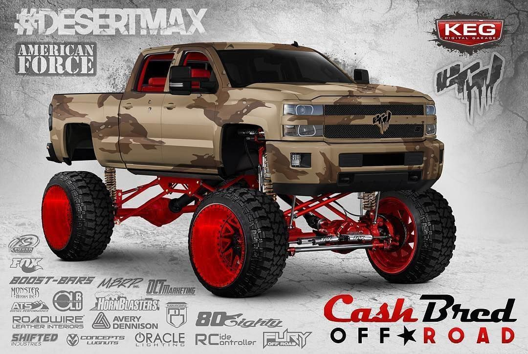 Incase You Missed It When We Posted Before Here Is The Rendering We Did For Ecdcustoms Ecdcustoms Eric Being Built S Automotive Design Chevy Duramax Trucks