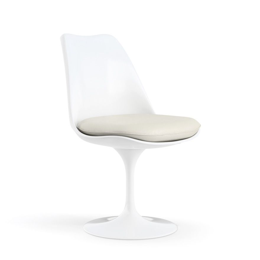 Tulip Armless Chair Chaise Tulipe