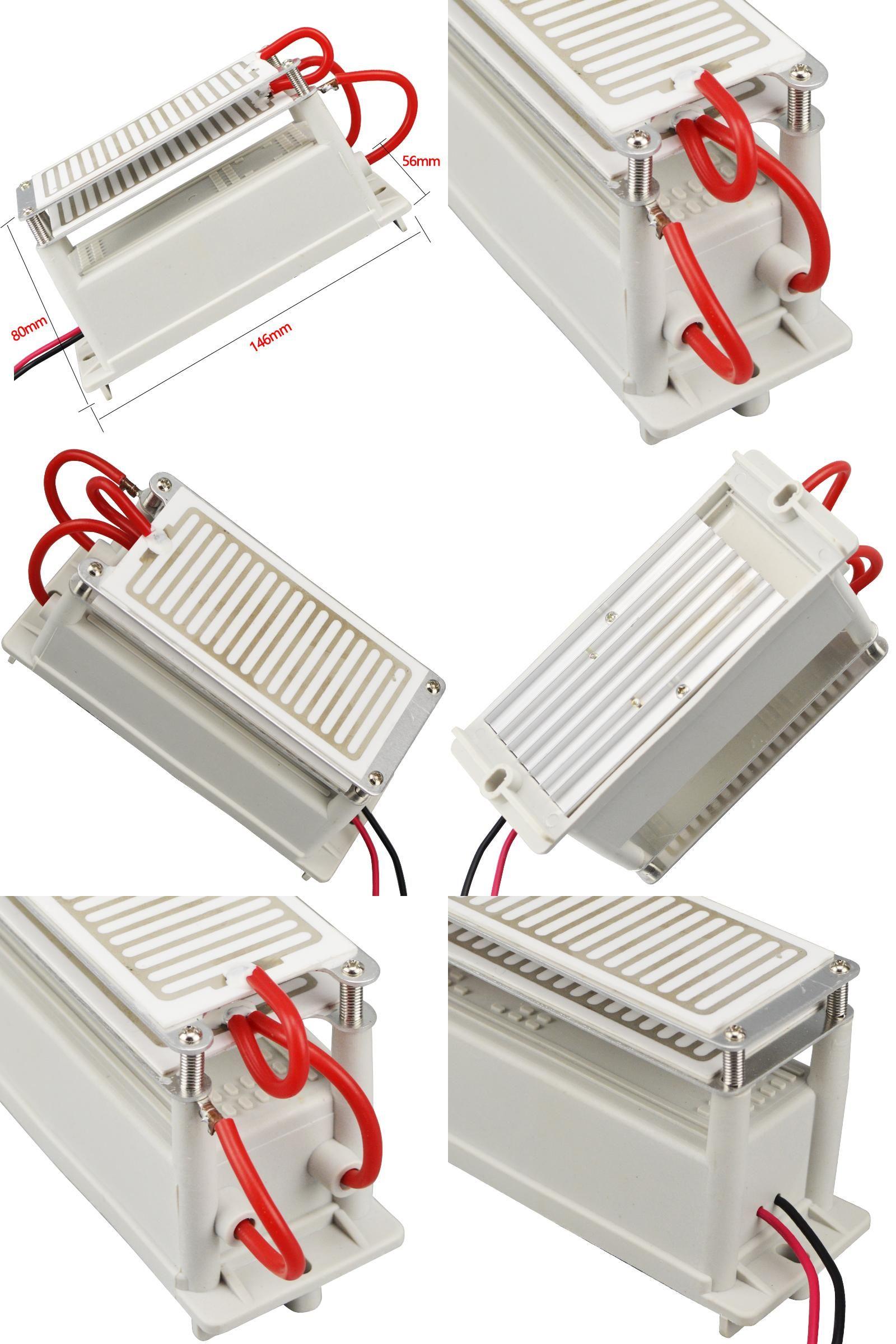 [Visit to Buy] Portable Ozone Generator 220V/110V 10g