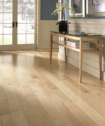 Maple Flooring Natural