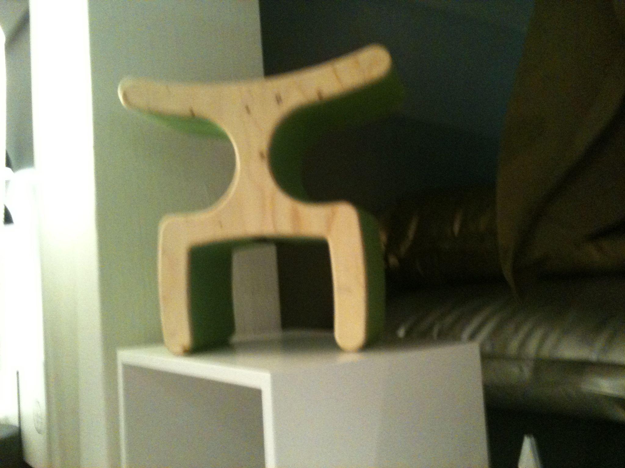 Danish stool