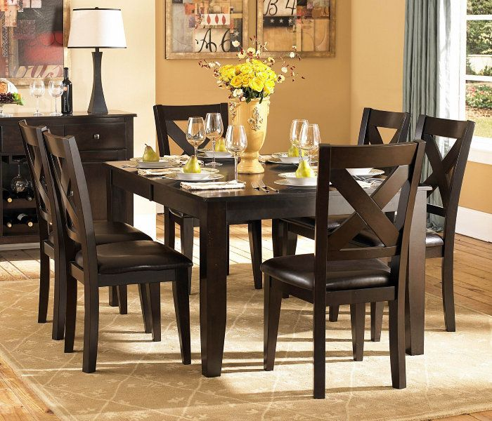 7 Piece Dining Room Table Sets | Dining Room Table Sets | Pinterest ...