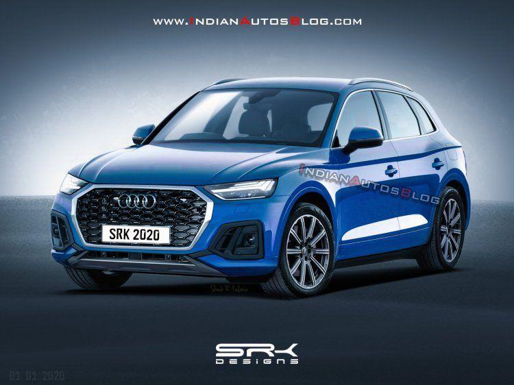Audi Q5 Facelift 2020 Wann