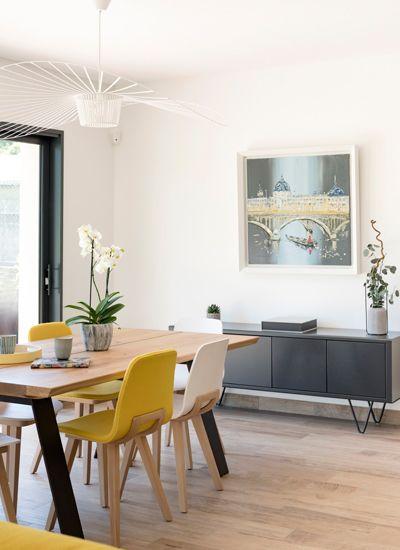 Une maison neuve près de Lyon - PLANETE DECO a homes world ...