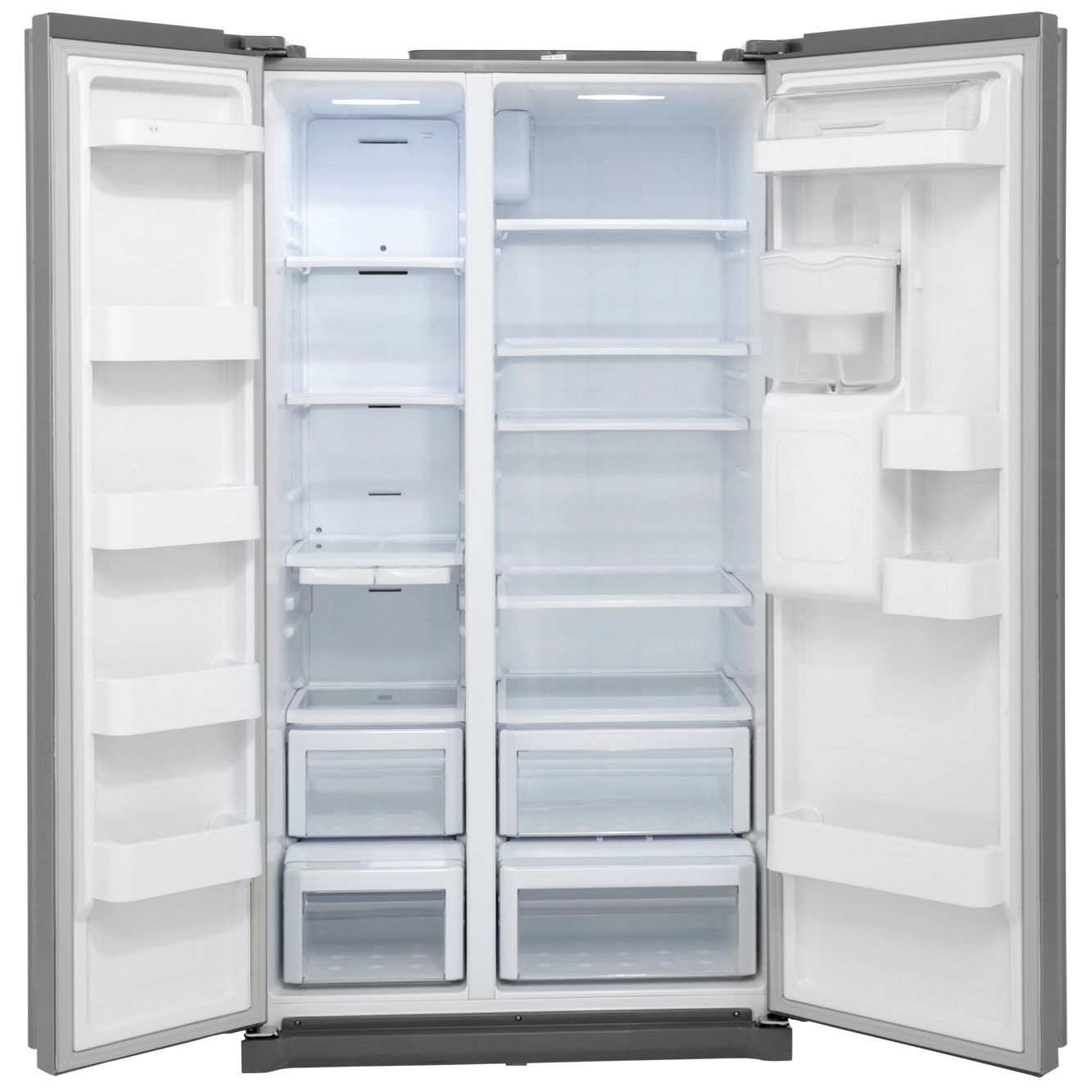 Medium image of samsung american fridge freezer   rsa1rtmg gm   ao com