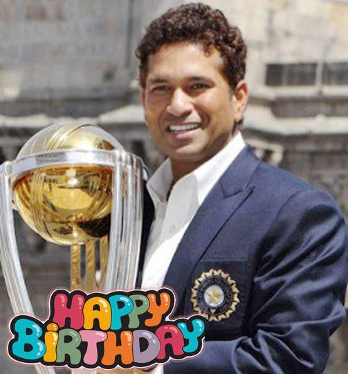 क्रिकेट जगतातील बादशाह, भारतरत्न पुरस्कार विजेता #SachinTendulkar याला वाढदिवसाच्या हार्दिक शुभेच्छा.