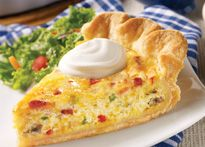Daisy Quiche Daisy Brand Quiche Recipes Egg Recipes For Breakfast Recipes