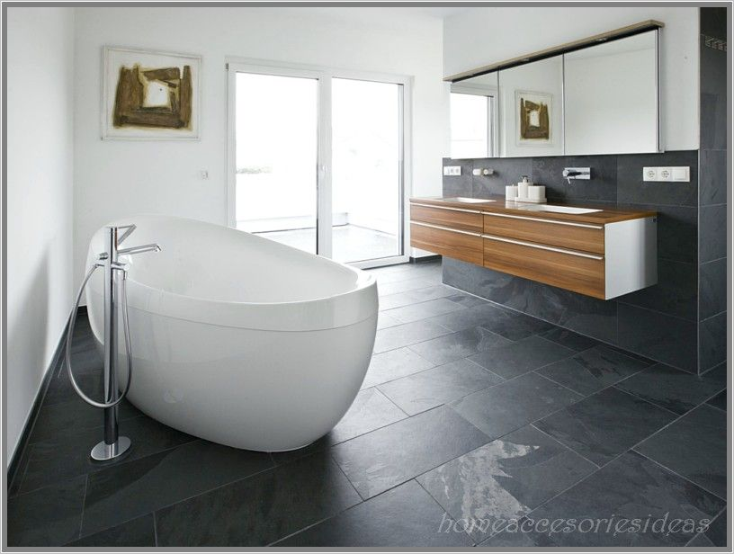 wonderful modernes badezimmer fliesen #3: Bad fliesen ideen Moderne Badezimmer - http://homeaccesoriesideas.com/bad-