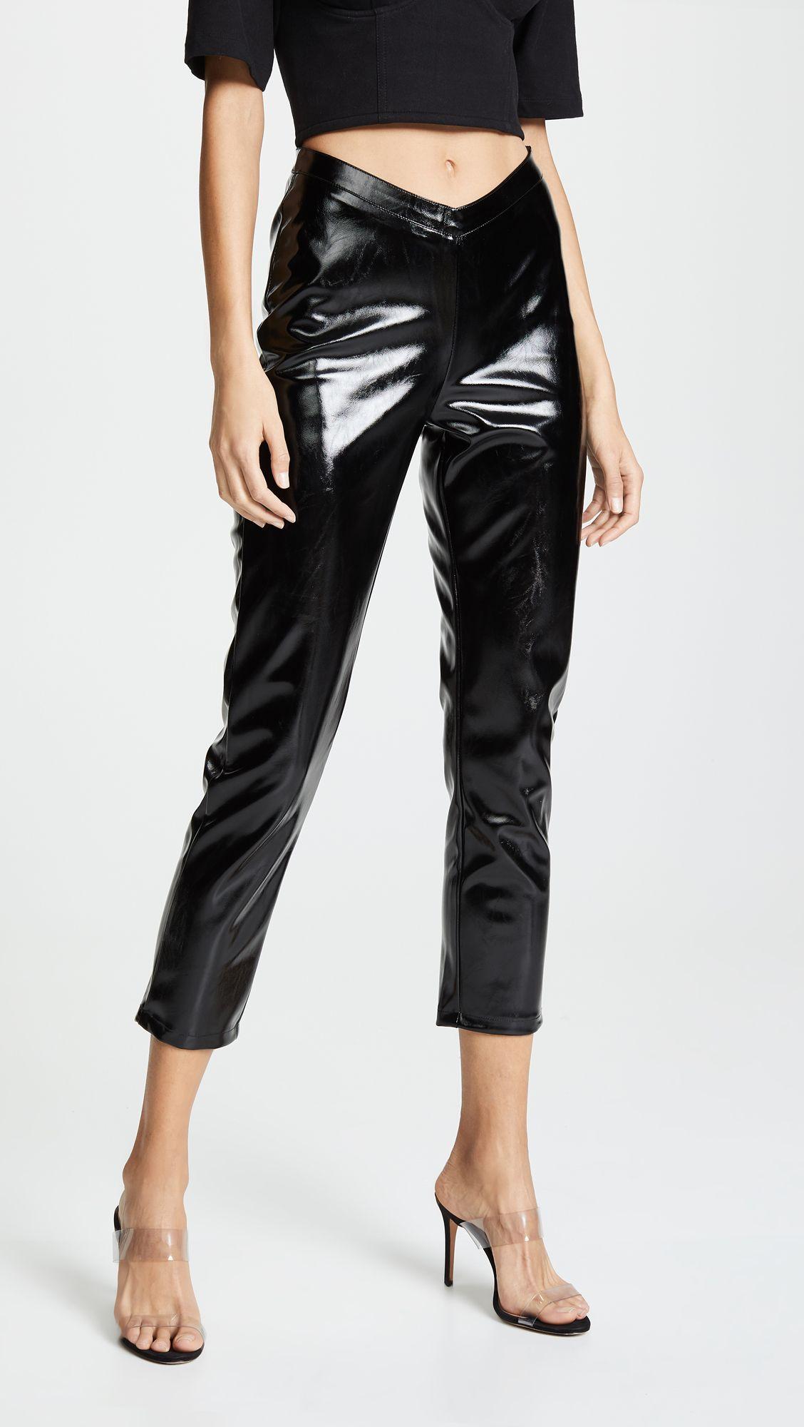 I.Am.Gia Tex Pants Pants, Cropped wide leg jeans