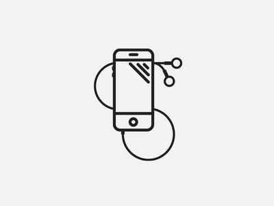 Iphone Earbuds Icon Iphone Earbuds Iphone Icon