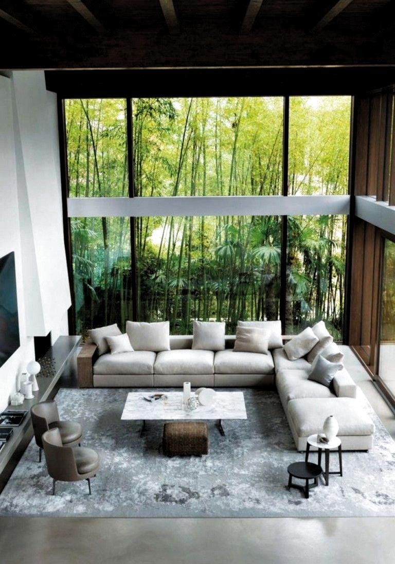 33 Stunning Modern And Luxury Living Rooms Design Ideas Livingroom Livingroomdesigns In 2020 Luxury Living Room Living Room Decor Modern Luxury Living Room Design