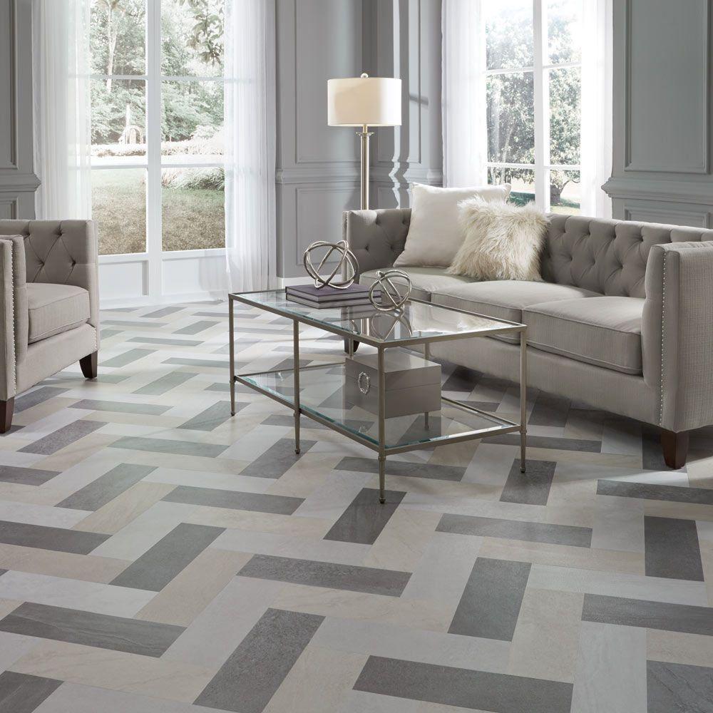 Porcelain Tile Flooring by Mannington Discover Adura