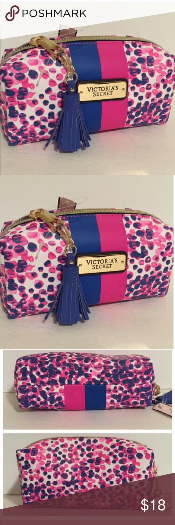 NWT Victoria secret makeup bag NWT Victoria secret makeup ...