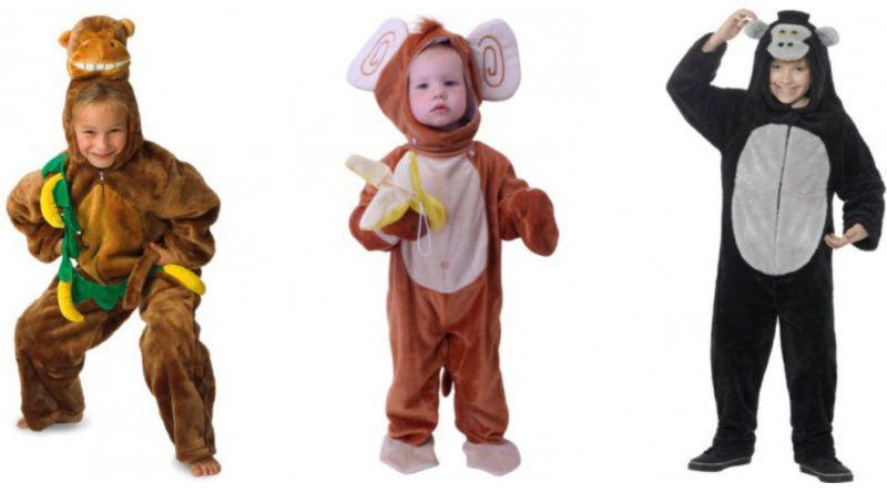 ed2ac0e8368 abe kostume abekostume til børn abe kostume til børn ...
