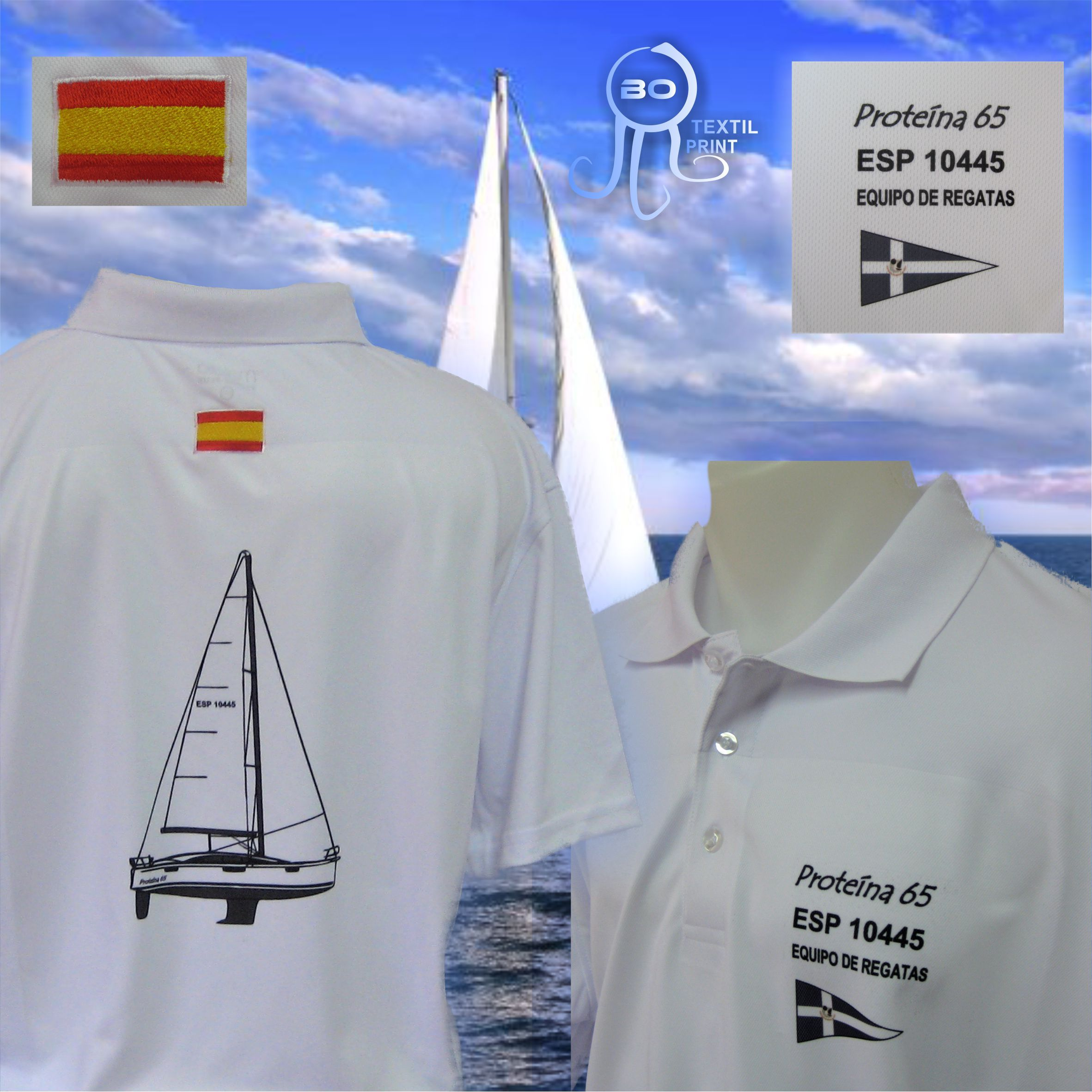 Pin De C En Polos Camisetas Textiles Equipo